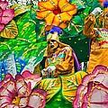 Rex Mardi Gras Parade X by Steve Harrington