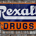 Rexall Drugs by Jerry Fornarotto