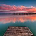 Rgb Sunset by Davorin Mance