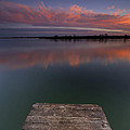 Rgb Sunset II by Davorin Mance