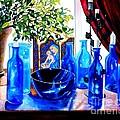 Rhapsody In Blue by Caroline Street