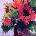 Rhapsody Of Flowers by Sharon K Wilson
