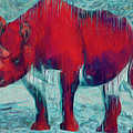 Rhino by Jack Zulli