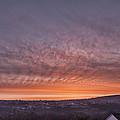 Rhymney Valley Sunrise by Steve Purnell