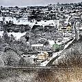 Rhymney Valley Winter 2 by Steve Purnell