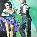 Rhythm Of The Night by Judy Kay