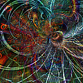 Rhythmic Patterns by Kiki Art