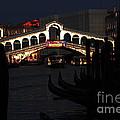 Rialto Bridge Appeal by Jacqueline M Lewis