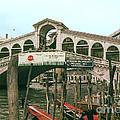 Rialto Bridge  by Bob Phillips