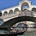 Rialto Bridge by  Jill Myers