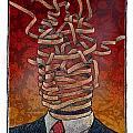 Ribbon by Chris Van Es