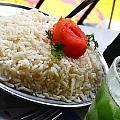 Rice And Caipirhina by Stephanie Guinn