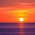 Rich Sunset by Jocelyn Kahawai