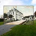 Richard Gambrell Residence In Newport Rhode Island by Jeff Hayden