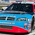 Richard Petty Driving School Nascar  by Gunter Nezhoda
