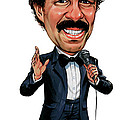 Richard Pryor by Art