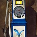 Richfield Gas Pump by Roger Mullenhour