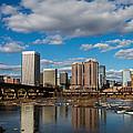 Richmond Skyline by Stacy Abbott