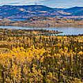 Richthofen Island Yukon Territory Canada by Stephan Pietzko