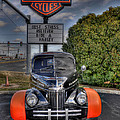 Ride A Harley by Todd Hostetter