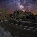 Ride Across The Badlands by Aaron J Groen