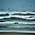 Riders On The Storm 1 - Outer Banks by Dan Carmichael