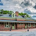 Ridgway Depot 3518c by Guy Whiteley