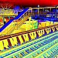 Ridin The Rails by Ed Weidman