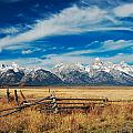 Riding The Fence by Jim Southwell