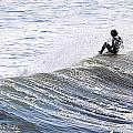 Riding The Wave by AJ  Schibig