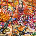 Riding Through Life by Michael Cinnamond