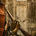 Rifle by Margie Hurwich