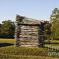 Rifle Tower Ninety Six National Historic Site by Jason O Watson