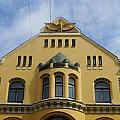 Riga Cat House by Rudi Prott