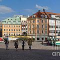 Riga Old Town 3 by Rudi Prott