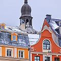 Riga Old Town by Sophie McAulay