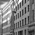 Riga Soviet Architecture 01 by Antony McAulay