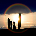 Ring Of Brodgar Orkney  by Tim Gainey