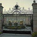 Ringling Gate by Laurie Perry