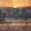 Ringling Misty Morning by Betsy Knapp