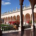 Ringling Museum Arcade by Christiane Schulze Art And Photography