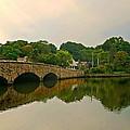 Rings End Bridge by Diana Angstadt