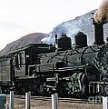 Rio Grande Railway Baldwin Built In 1903 No. 464 Circa 1955 by California Views Archives Mr Pat Hathaway Archives
