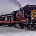 Rio Grande Scenic Railroad by Ellen Heaverlo