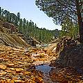 Rio Tinto Mines, Huelva Province by Panoramic Images