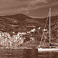 Riomaggiore Cinque Terre by Michael Moore