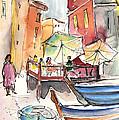 Riomaggiore In Italy 01 by Miki De Goodaboom