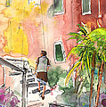 Riomaggiore In Italy 02 by Miki De Goodaboom