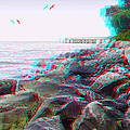 Rip Rap - Use Red-cyan 3d Glasses by Brian Wallace