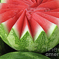 Ripe Watermelon by Ann Horn